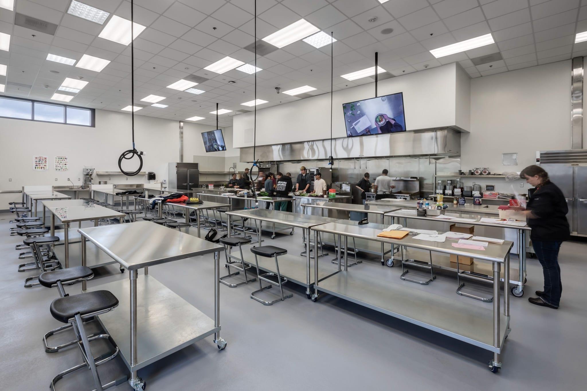 Central Kitchen—Irvine Unified School District-06