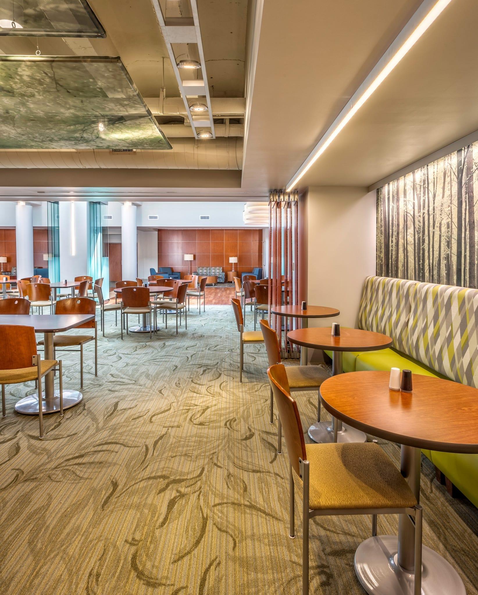 Healthcare—Self Regional Cafe-3