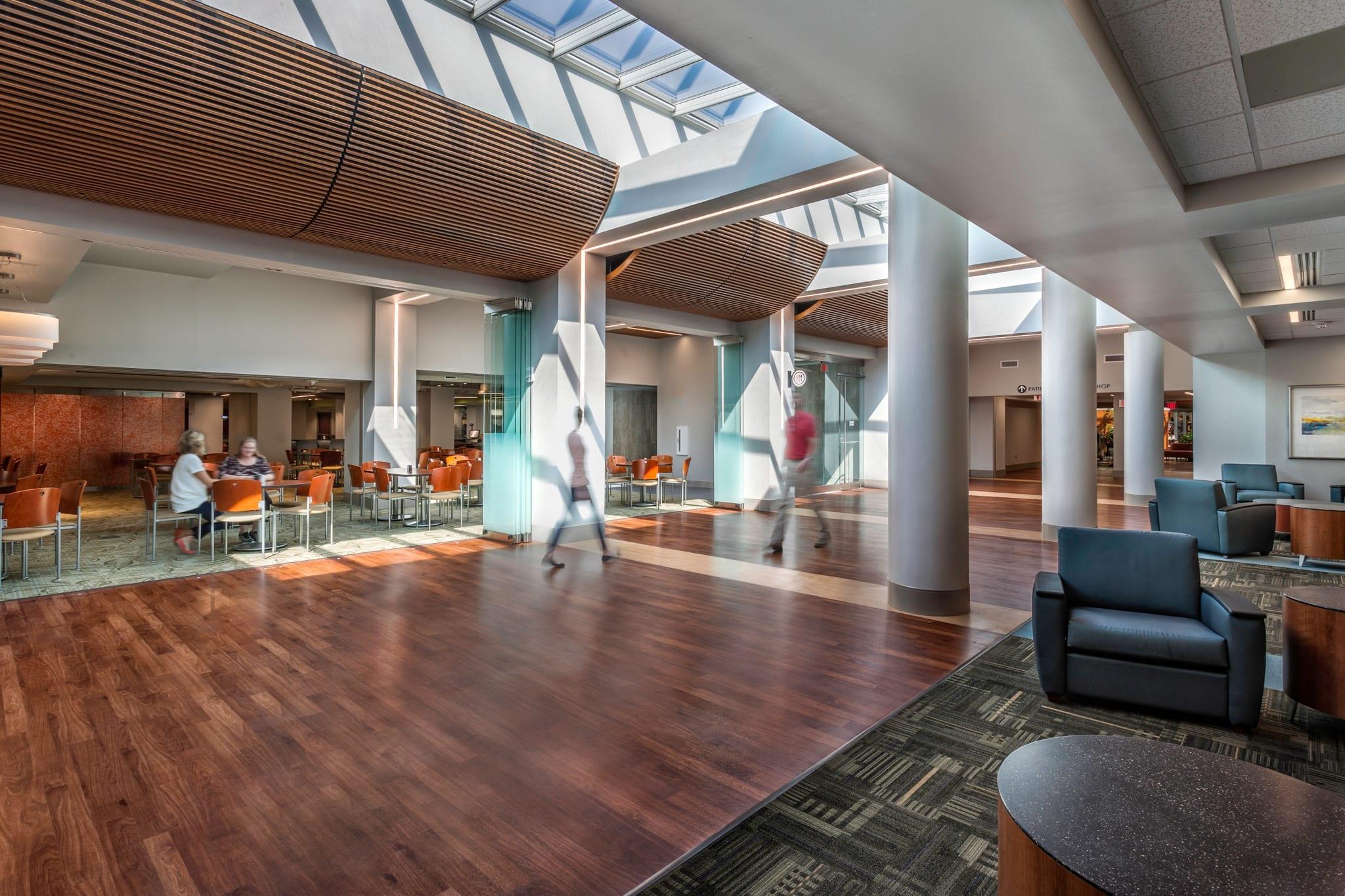 Healthcare—Self Regional Cafe-4
