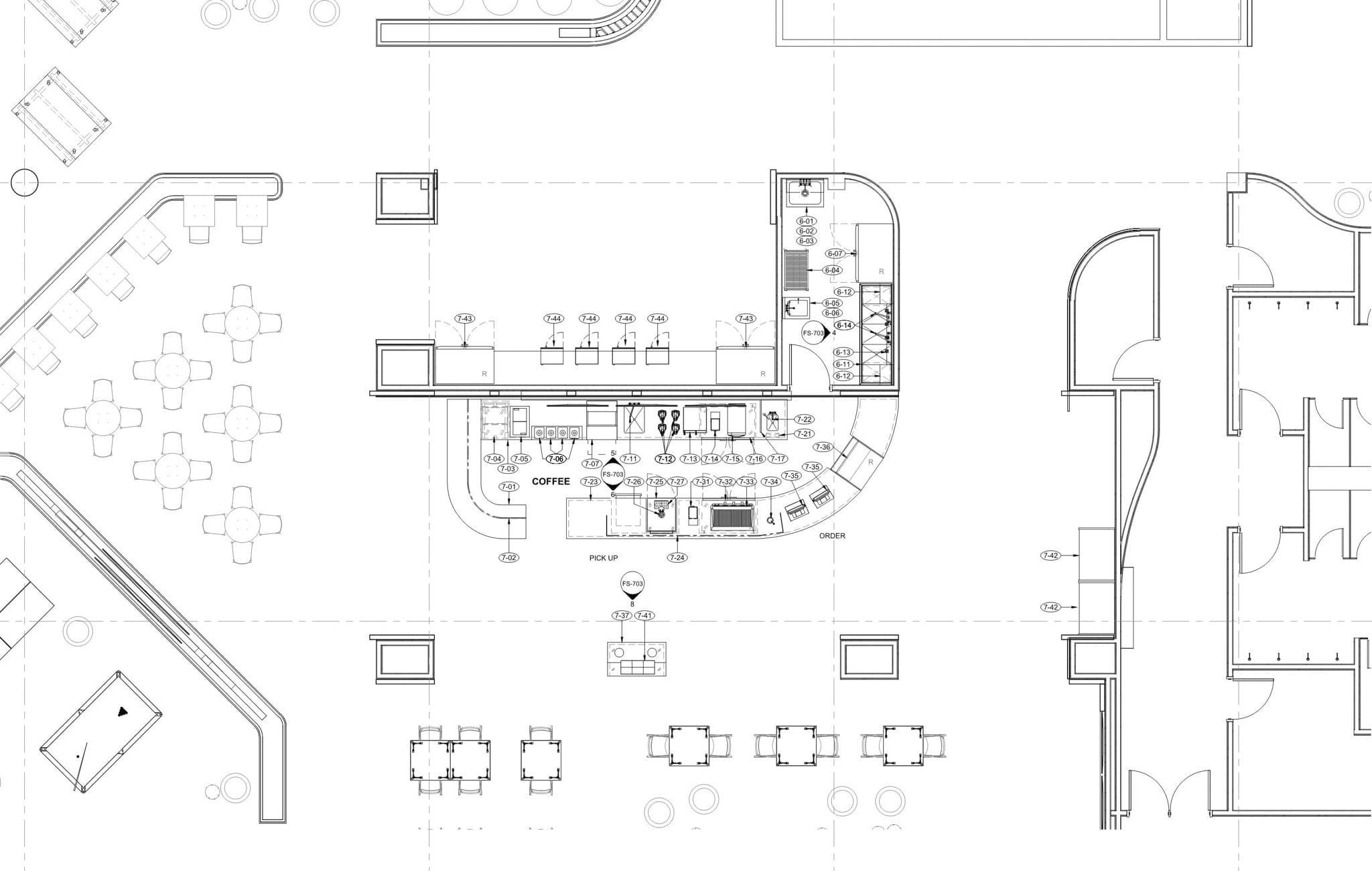 Workplace Dining—Auto Club-1